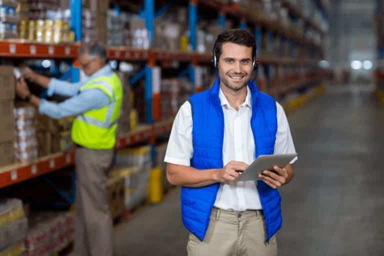 Transformação digital na logística