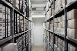 como fazer gestão de documentos