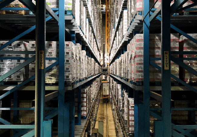 supply chain sincronizada
